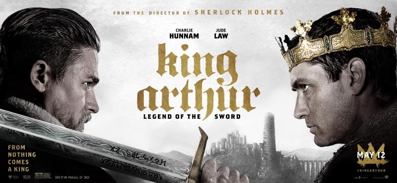 Phim Huyền Thoại Vua Arthur