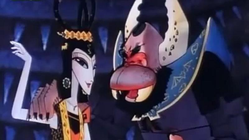 Hai con yêu quái trong Huynh đệ hồ lô