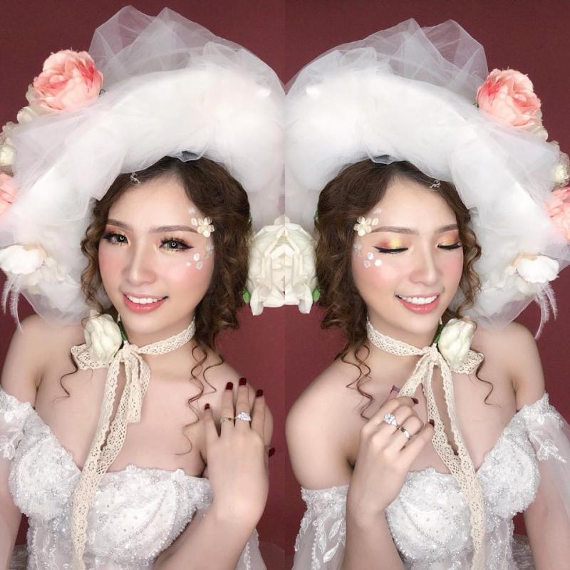 Huỳnh Hậu Makeup Artist (Áo cưới Anh Thi)