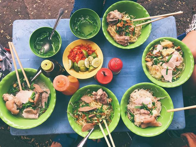Huỳnh Lễ - Hủ Tiếu Gõ Sài Gòn