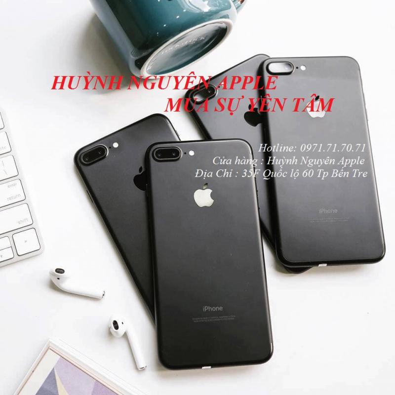 Huỳnh Nguyên Apple