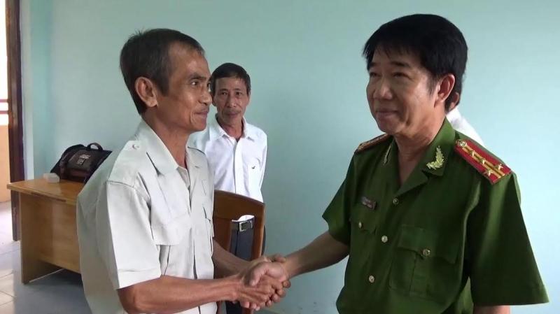 Ông Huỳnh Văn Nén được trả tự do