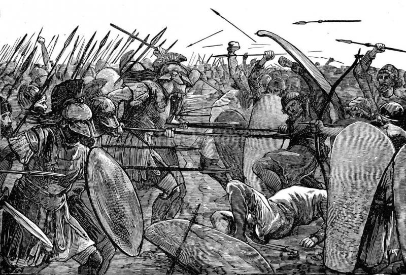 Quân đội Hy Lạp cổ đại
