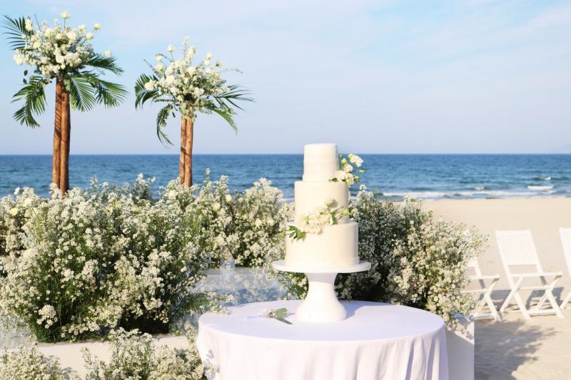 Đám cưới trên biển tại Hyatt Regency Danang Resort & Spa