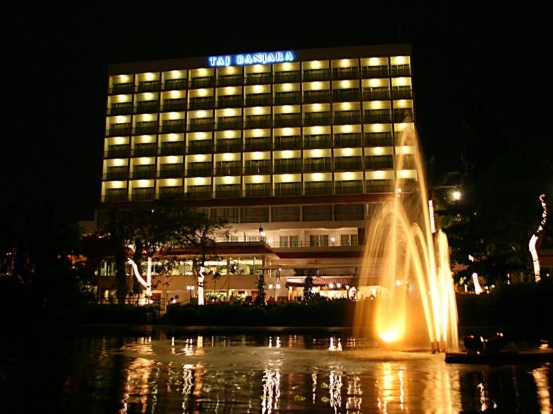 Người ta biết đến Hyderabad như một thành phố về du lịch dịch vụ
