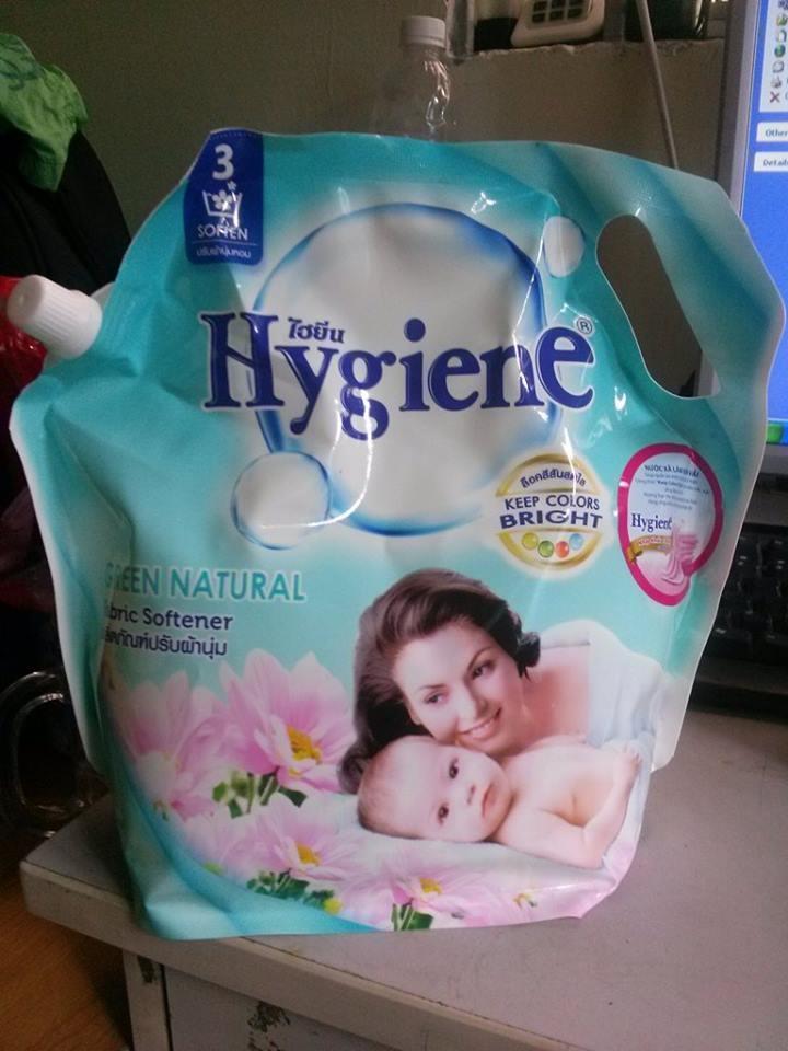 Thương hiệu Hygiene