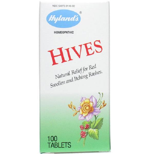 Hyland's Hives chữa mề đay mẩn ngứa