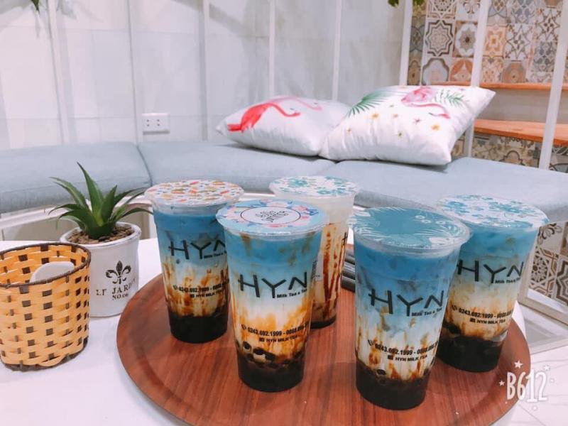 HYN Milk Tea - Phố Keo