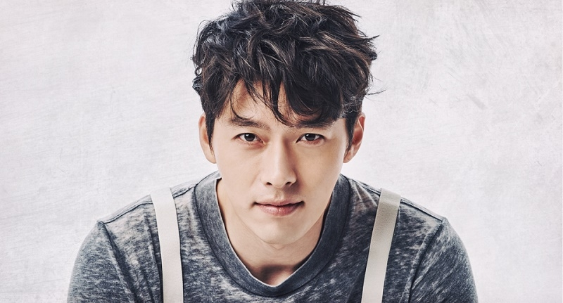 Vẻ đẹp ngất ngây của Hyun Bin