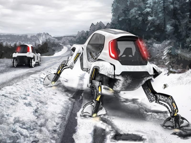Hyundai Elevate