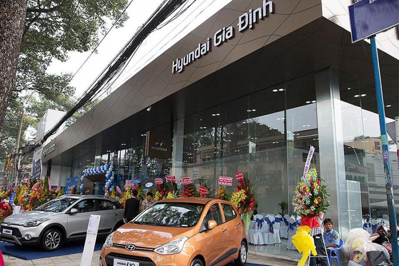 Đại Lý 1S Hyundai Gia Định
