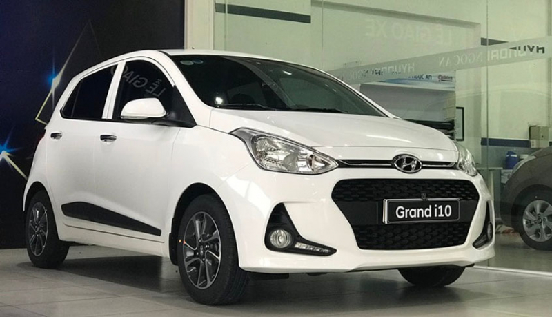 Hyundai Grand i10 | Giá: 323 - 405 triệu đồng