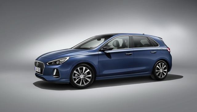 Hyundai i30 phiên bản 2017 là một bản nâng cấp đáng giá