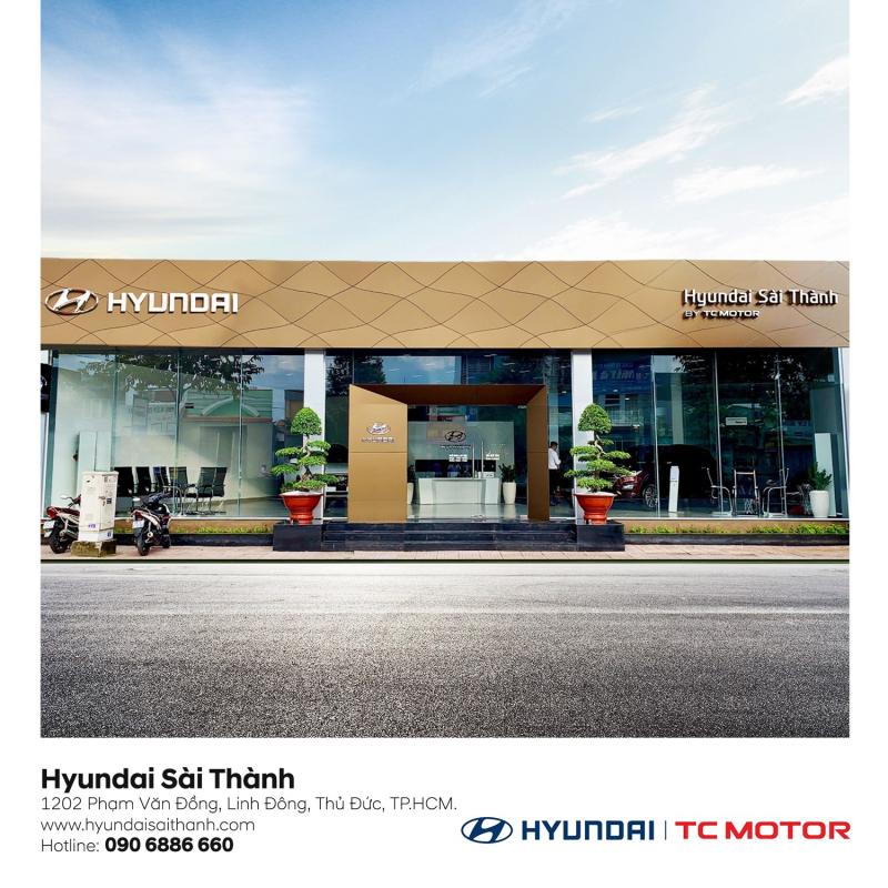 Hyundai Sài Thành