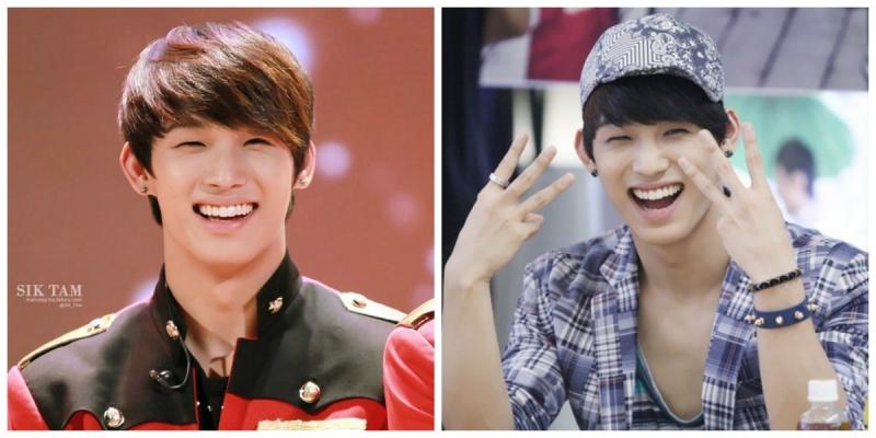 Nụ cười độc quyền của Hyunsik