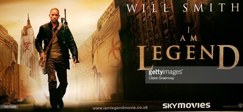 Tôi là huyền thoại (2007)