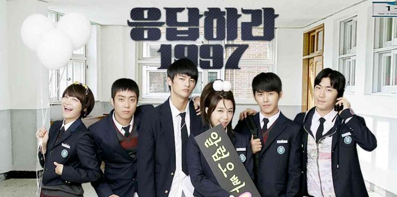 Top 10 phim học đường Hàn Quốc hay nhất