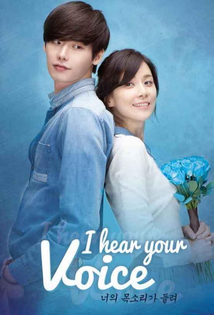Lee Jong Suk và nữ diễn viên trong phim