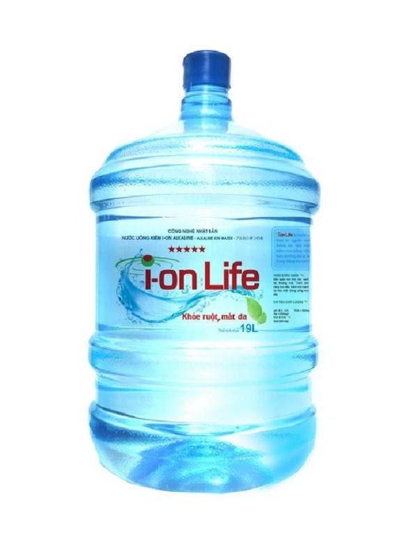 Nước khoáng I-On Life