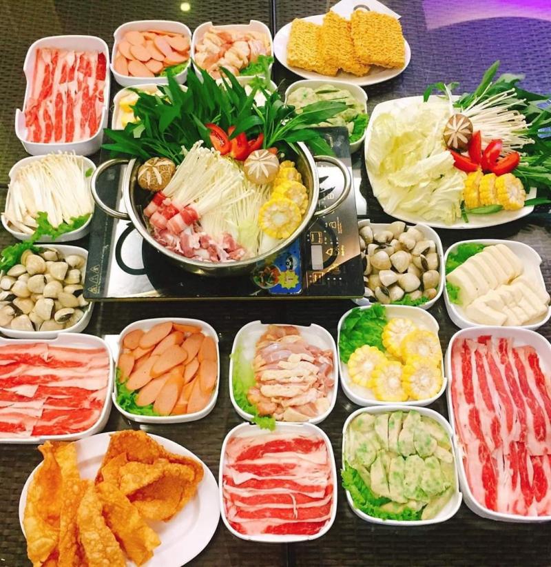 I SuShi BBQ Việt Trì