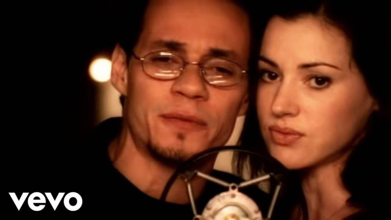Marc Anthony và Tina Arena