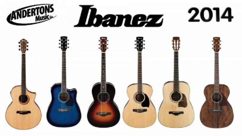 Những cây đàn guitar thương hiệu Ibanez
