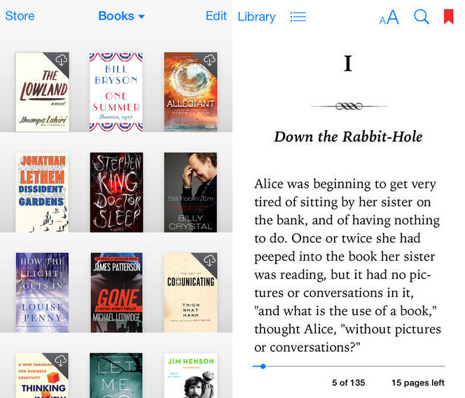 iBooks (iOS)