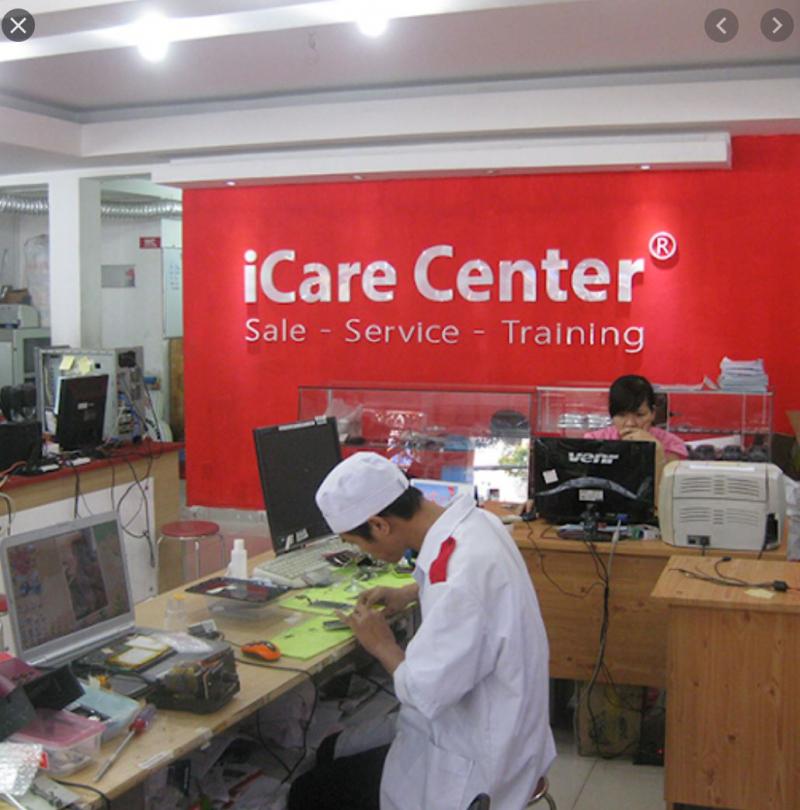 iCare Center quận 12 - Trung tâm sửa chữa máy tính - điện thoại