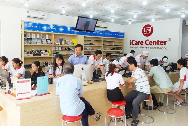 iCare Center Thủ Đức - Trung tâm sửa chữa máy tính - điện thoại HCM