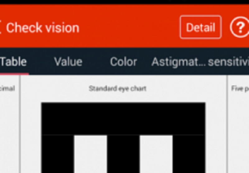 Ứng dụng iCare Eye Test