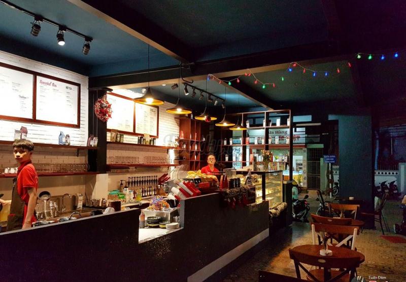 Iced Coffee được chạy theo phong cách Ý