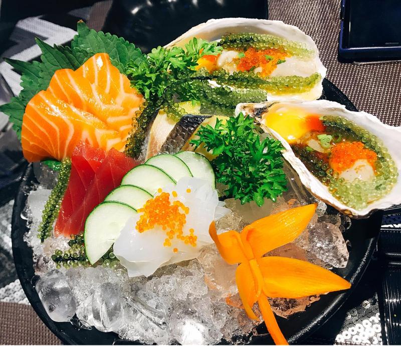 Ichiba Sushi