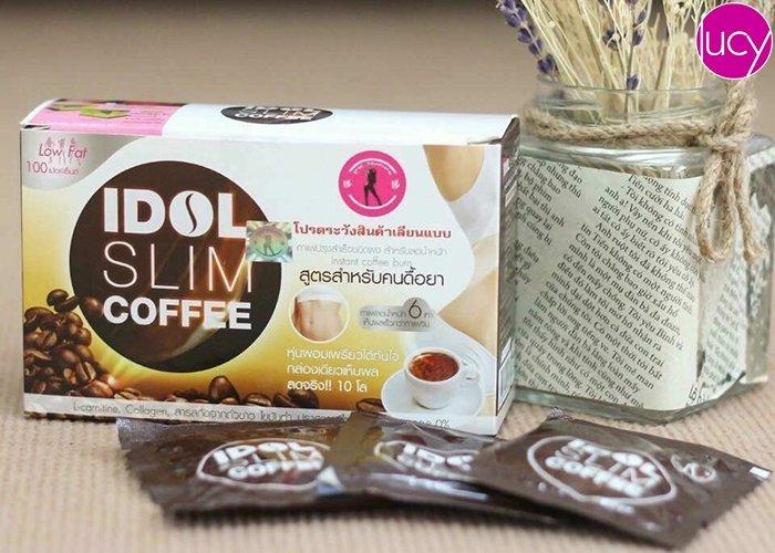 Idol Slim Coffee Thái Lan