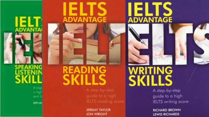 IELTS Advantage - xua tan nỗi lo IELTS.