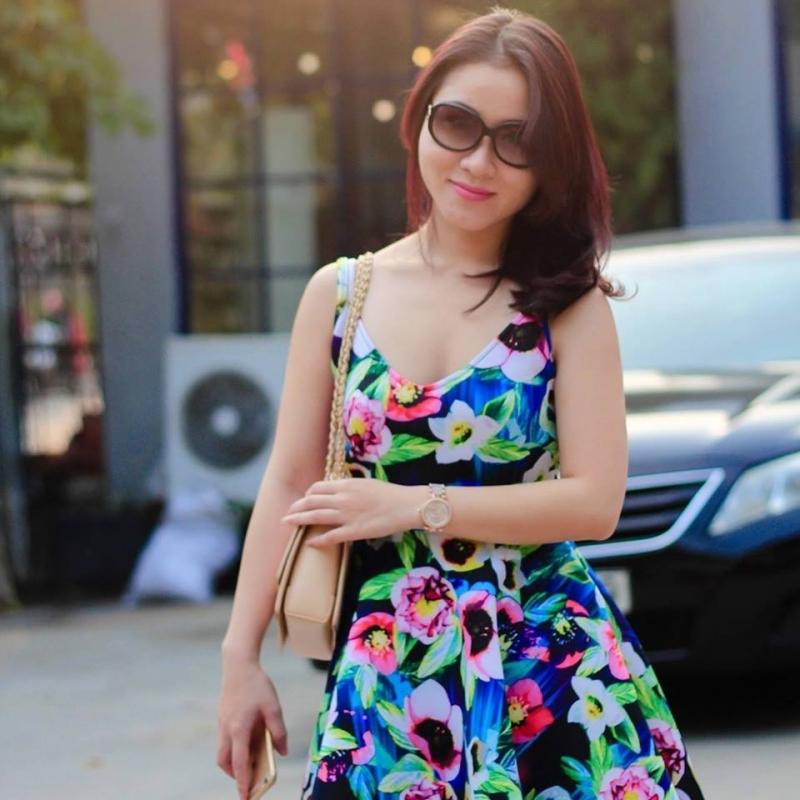 Cô Trần Tố Linh