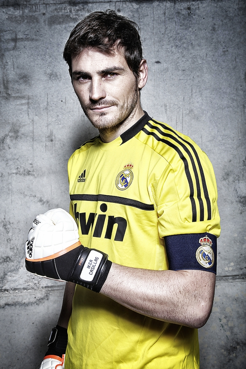 Iker Casillas công thần số 1 của Real Madrid