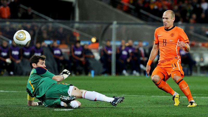 Pha cứu thua của Iker Casillas