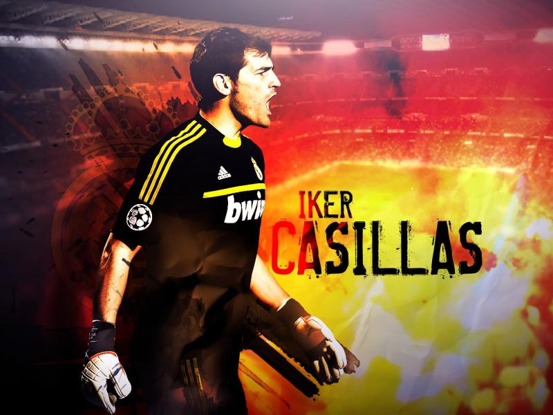 Thủ môn huyền thoại Iker Casillas