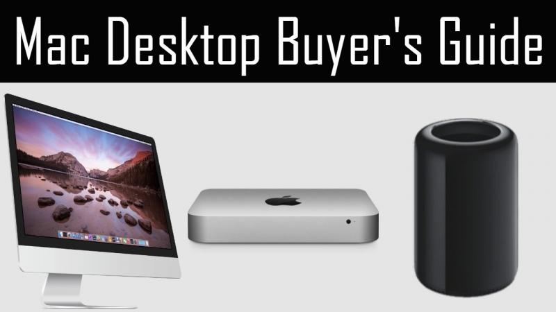 Apple đã không có nâng cấp cho iMac, Mac Pro, Mac Mini trong hơn 1 năm