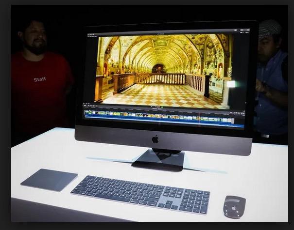 iMac Pro (năm 2017)