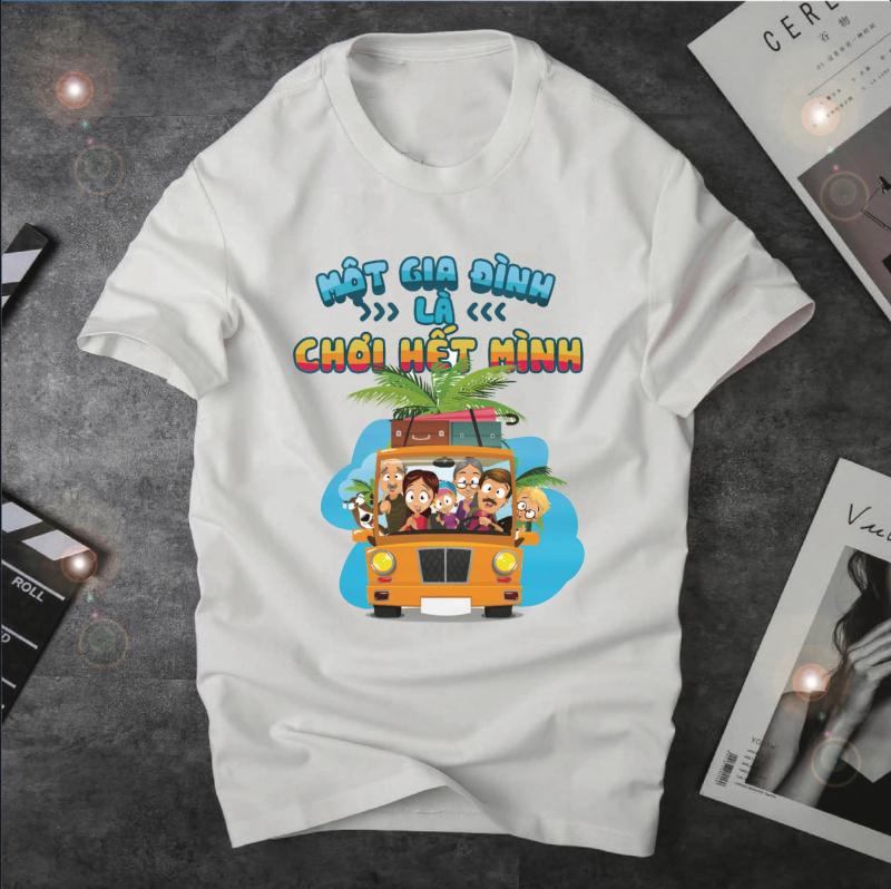 Một sản phẩm tạo In áo đồng phục Đắk Lắk