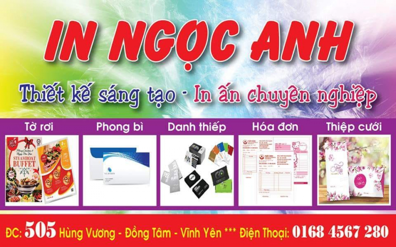 In Ngọc Anh