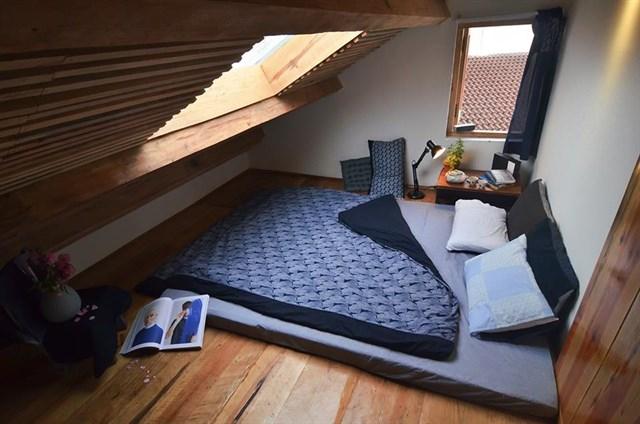 Indigo không chỉ là nhà nghỉ mà như một căn nhà thực sự
