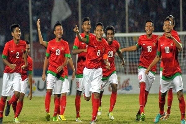 Garudas là biệt danh của tuyển Indonesia