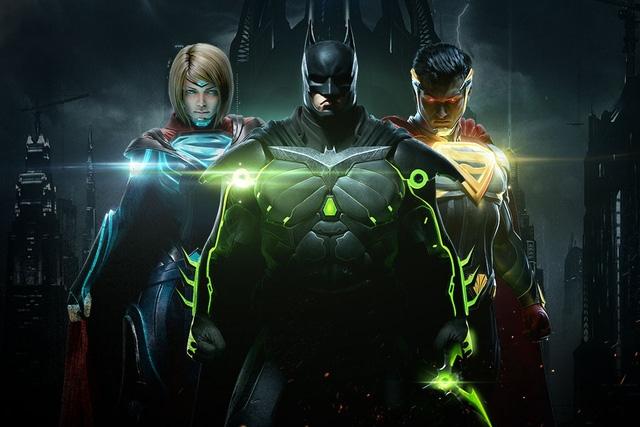 3 nhân vật chủ chốt trong game