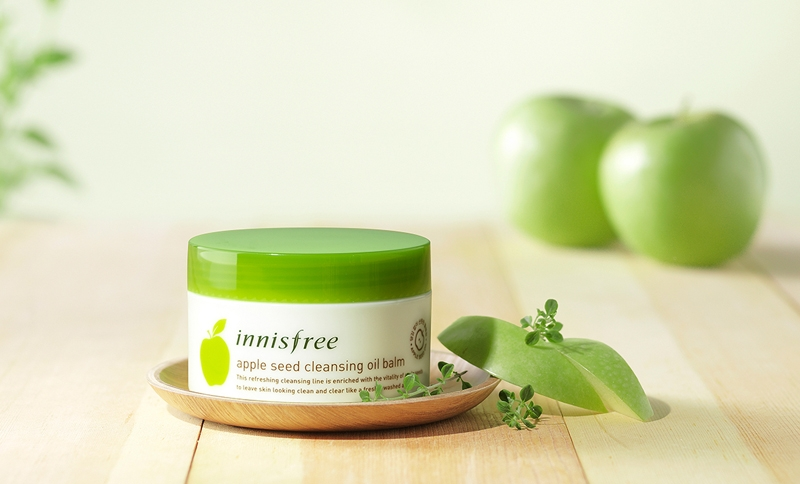 Innisfree Apple Seed Cleansing Oil Balm