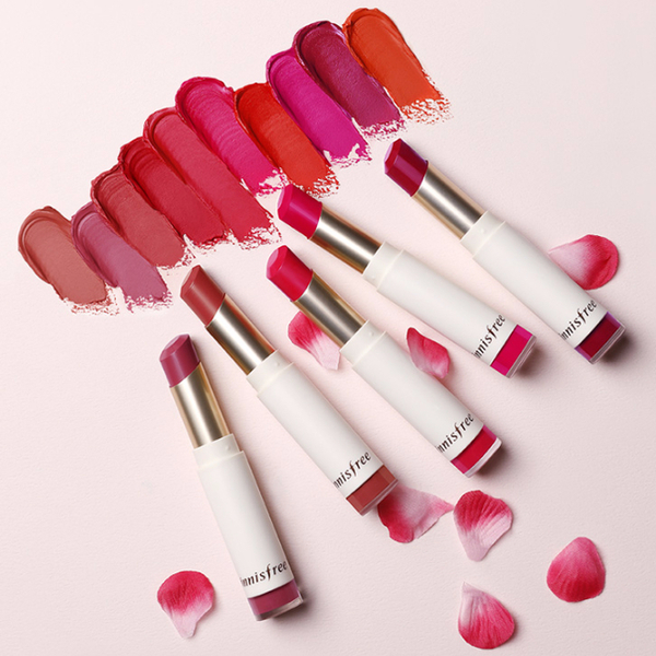 Innisfree Real Fit Velvet Lipstick