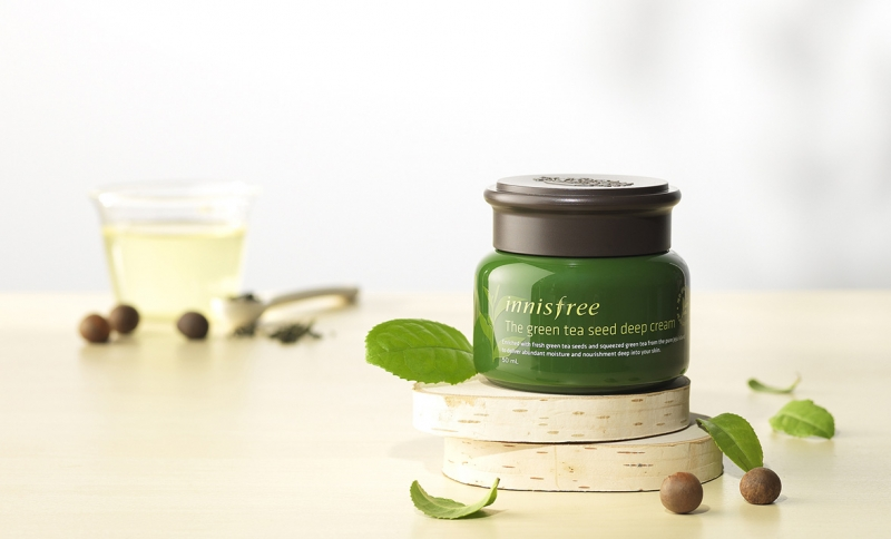 The Green Tea Seed Deep Cream
