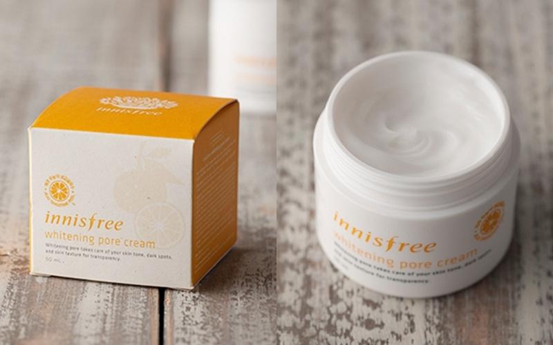 Innisfre Whitening Pore Cream