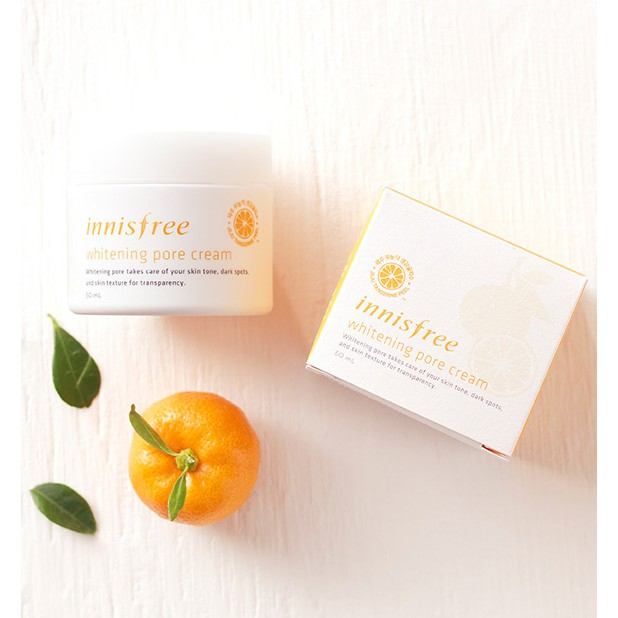 Innisfree Whitening Pore Cream 50ml